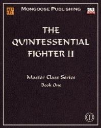 D&D MGP QUINTESSENTIAL FIGHTER II