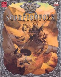 D&D MGP SLAYER'S GUIDE TOSCORPIONFOLK
