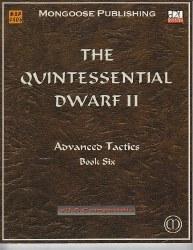 D&D MGP QUINTESSENTIAL DWARF II