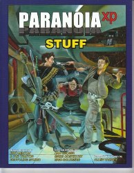 PARANOIA RPG XP STUFF