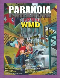 PARANOIA RPG XP WMD