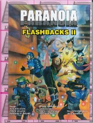 PARANOIA RPG FLASHBACKS II