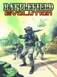 BATTLEFIELD EVOLUTION ADVANCED RULEBOOK