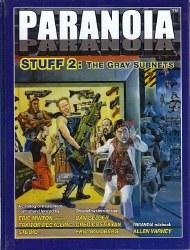 PARANOIA RPG STUFF 2