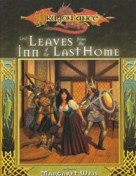 D&D DRAGONLANCE LOST LEAVES FROM THE INN OF THE LAST HOME