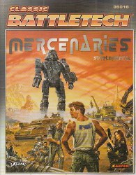 BATTLETECH MERCENARIES SUPPLEMENT I