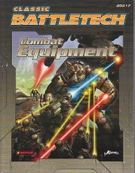 BATTLETECH COMBAT EQUIPMENT