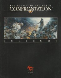 CONFRONTATION: AGE OF RAG'NAROK RULEBOOK