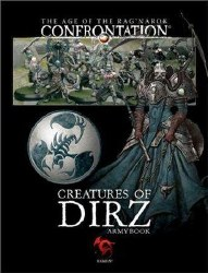 CONFRONTATION CREATURES OF DIRZ