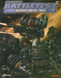 BATTLETECH RECORD SHEETS 3067