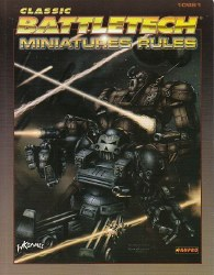 BATTLETECH MINIATURES RULES