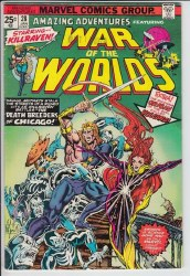 AMAZING ADVENTURES (1970) #28 VF-