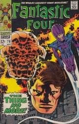 FANTASTIC FOUR (1961) #078 FN-