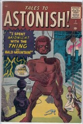 TALES TO ASTONISH (1959) #07 VG+