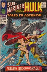 TALES TO ASTONISH (1959) #88 GD
