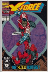 X-FORCE (1991) #002 VF+