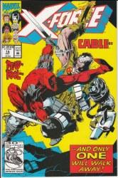 X-FORCE (1991) #015 NM-
