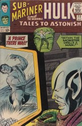 TALES TO ASTONISH (1959) #72 FN
