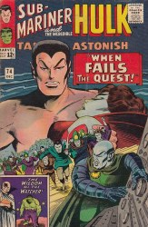 TALES TO ASTONISH (1959) #74 FN