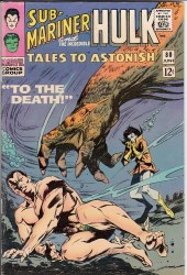 TALES TO ASTONISH (1959) #80 FN+