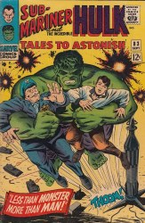 TALES TO ASTONISH (1959) #83 FN