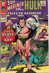 TALES TO ASTONISH (1959) #84 FN+