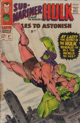 TALES TO ASTONISH (1959) #87 VG-