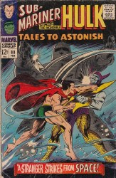 TALES TO ASTONISH (1959) #88 VG