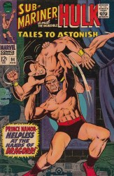 TALES TO ASTONISH (1959) #94 FN