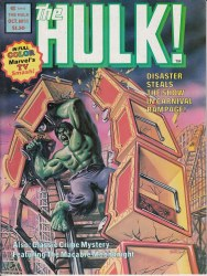 HULK, THE (MAGAZINE) #11 VF