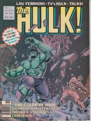 HULK, THE (MAGAZINE) #12 NM-