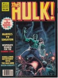 HULK, THE (MAGAZINE) #14 VF+