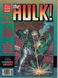HULK, THE (MAGAZINE) #15 VF-