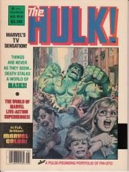HULK, THE (MAGAZINE) #16 VF+