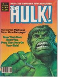 HULK, THE (MAGAZINE) #17 NM-