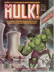 HULK, THE (MAGAZINE) #20 NM-