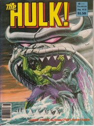 HULK, THE (MAGAZINE) #22 NM-