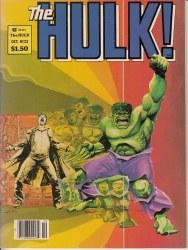HULK, THE (MAGAZINE) #23 NM-