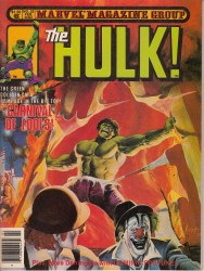 HULK, THE (MAGAZINE) #25 NM-