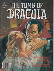 TOMB OF DRACULA (MAGAZINE) #4 VF