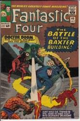 FANTASTIC FOUR (1961) #040 FN+