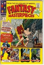 FANTASY MASTERPIECES (1966) #8 VF+