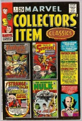 MARVEL COLLECTORS ITEM CLASSICS #05 VF