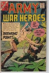 ARMY WAR HEROES #16 VG+