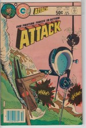 ATTACK (4TH SERIES) #24 VF-