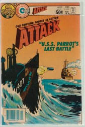 ATTACK (4TH SERIES) #25 NM-