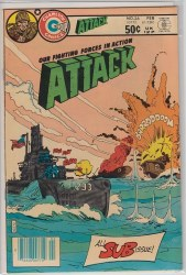 ATTACK (4TH SERIES) #26 VF