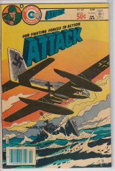 ATTACK (4TH SERIES) #27 VF