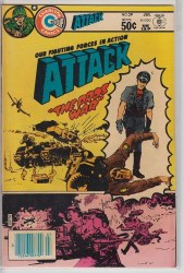 ATTACK (4TH SERIES) #29 FN+