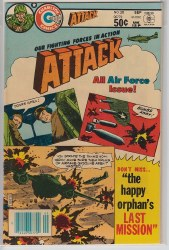 ATTACK (4TH SERIES) #30 NM-